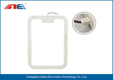 چین Durable Frame High Frequency RFID Antenna , ABS Housing Long Range RFID Antenna کارخانه