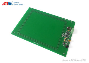 Embedded HF RFID Reader Writer ISO15693 ISO14443A ISO18000-3M3 و NFC